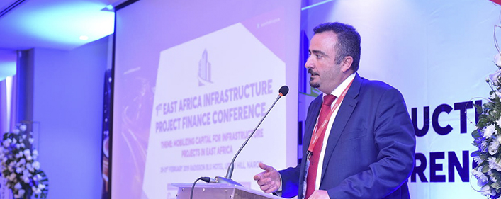 ACCIONA attends the 1st East Africa Infrastructure Project Finance Conference