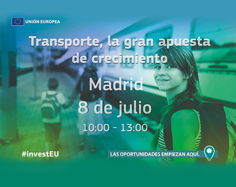 "ACCIONA takes part in the seminar ""Transport, the great push for growth. Investment plan for Europe"""