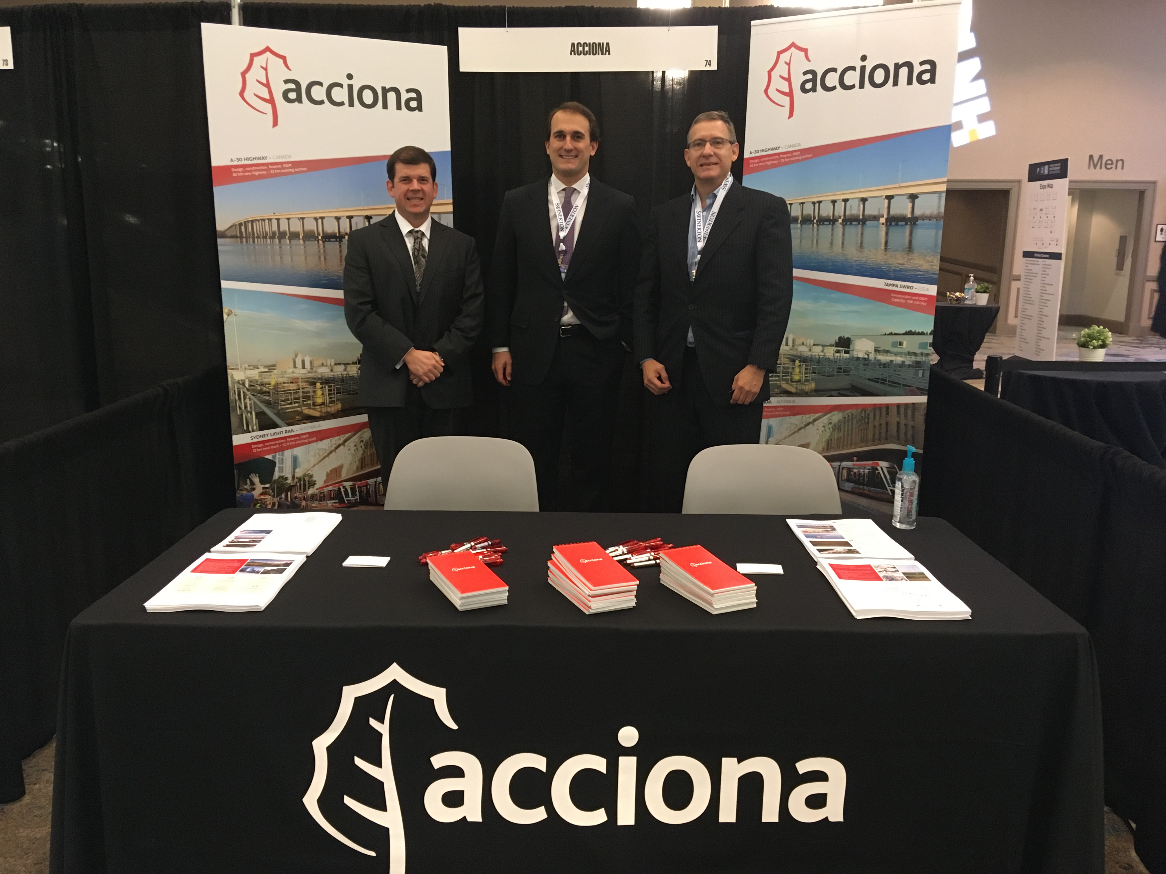 ACCIONA patrocina la conferencia P3 en Dallas (EEUU)