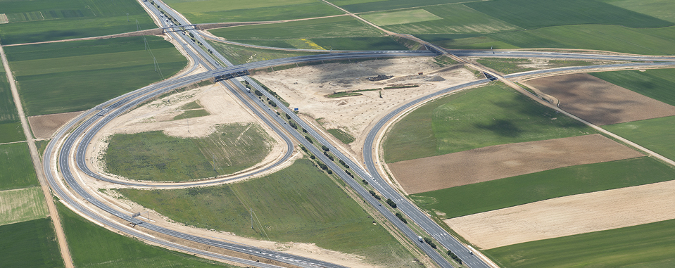 Motorway A-66 Section: Benavente-Zamora